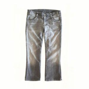 Citizens of Humanity Avedon Gray Crop Jeans 29